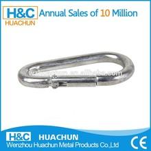 2014 hot sale metal snap carabiner hook HC-IS014