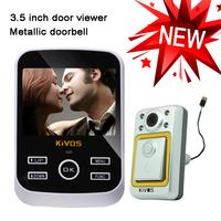 Kivos door scope hidden camera with motion detection