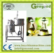 High efficiency plant essential oil distilling equipment / herb essential extractor