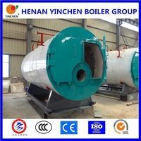 Best seller 0.5-20t/h China WNS Series Steam Boiler Circulating Pump Gas Boilers