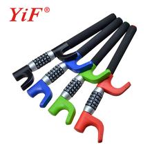YiF 2014 New design steering wheel lock Car Lock Hardware Lock by yifeng
