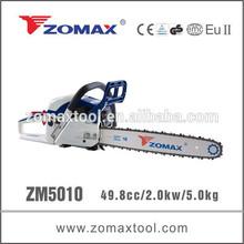 ZOMAX ZM5020 50cc 2.0kw chainsaw carburetor ruixing