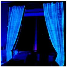 fiber optic fabric shell door curtains living room window curtains