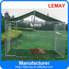 low price chain link box puppy cages metal dog cages