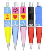 promotion Puzzle ball pen,magic cube pen,puzzle pen with logo