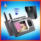 wireless Video Door Phone/ Building Speaking System/intercom