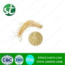 Ginseng Root Extract, Panax Ginseng Root Extract, brown yellow powder Panax Ginseng Extract