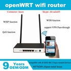 300mbps openWRT WiFi Router with 8M Flash and 64M Ram