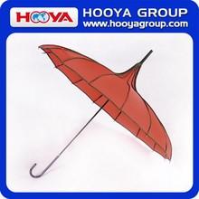 pagoda princess vintage style umbrella