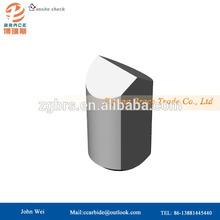 Tungsten carbide chisel cross drill bits type K2