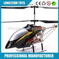 big controleremoto plástico helicóptero de brinquedo