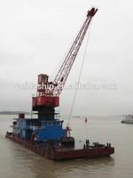 120T pontoon barge