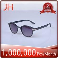 Retro Plastic Sunglasses Super Round Sunglasses Custom OEM Eyewear