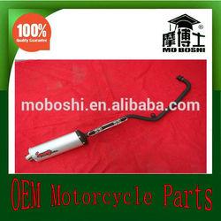2014 O.E.M Motorcycle Engine Parts for Brazil Honda Exhaust Muffler