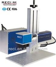 Portable fiber laser maring machine for metal / acrylic laser cutting machines