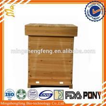 2014 hot venda de madeira bee hive do fabricante
