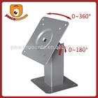 Universal 100mm VESA mounting pattern 360 rotating and 180 tilting vesa mount pc case