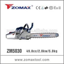 ZOMAX ZM5030 50cc 2.0kw chainsaw 4 stroke honda
