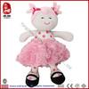 Wholesale SEDEX ICTI Plush Soft Kids Toy Baby Lovely Doll