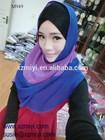Chiffon hijabs fashion baju hijab chiffon shawl hijab for women