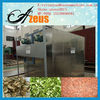 Industrial cheap price hot air fruit dehydrator machine with trays and trolleys