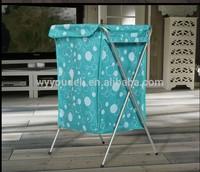 2014 colorful folding unique Laundry basket