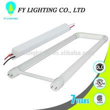Industry leader manufacturer led tube light 110LM/W 6500K isolated driver u shaped t8 led tube ul cul