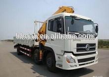 Famous nissan crane truck 2.5Ton