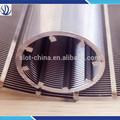de alta calidad de acero inoxidable de filtro de agua partes