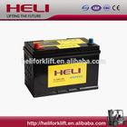 HELI Brand Forklift Spare Parts Battery 12V/24V/48V