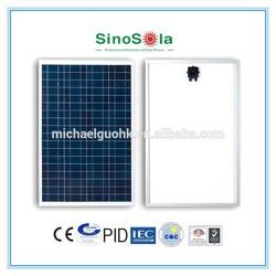 solar panles with TUV/IEC61215/IEC61730/CEC/CE/PID