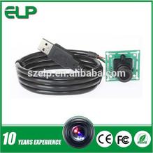 MJPEG YUY2 UVC USB 2.0 plug and play driver free driverless VGA 640x480 cmos board usb ov7725 camera module