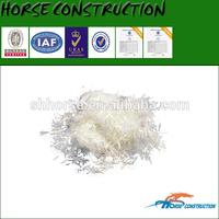 glass fiber chopped strand high silica for insulation mat