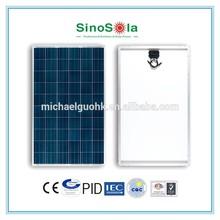 240 watt photovoltaic solar panel with TUV/IEC61215/IEC61730/CEC/CE/PID