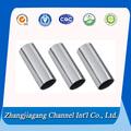 rectangular de fibra de carbono tubo