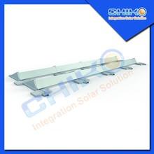 solar pv flat roof ballast mounting kit