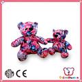 Icti SEDEX fábrica animal encantador barato lindo de encargo descripción de oso de peluche