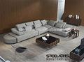 disegno moderno divano camera