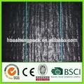 De plástico de alta calidad cubierta de tierra( de malezas esteras/alfombrillas) para la agricultura, jardín