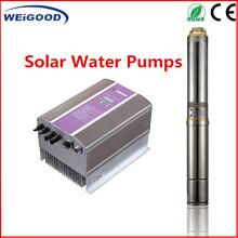 10m-200m head solar aquarium pump with 1-60 tons/h flow
