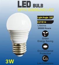 hot sale led bulb light e14 e27 b22 110v 220v 240v 3w 5w china manufacture oem odm supplier