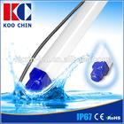 High brightness 100lm/w CRI>80RA waterproof led tube light t8 isolated led driver