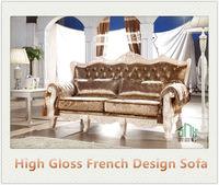 Antique living room furniture sofa set pictures wood sofa furniture HB-603# wood furniture design sofa set