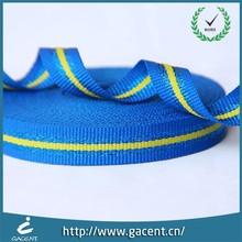 2014 High Quality New Design Striping Tape Elastic Band For Skirt Belt