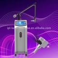Profesional multifunción láser equipo de la belleza co2 láser fraccional/co2 jet