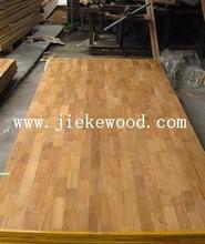 Burma Teak panel solid wood panel finger jointed panel finger joined board
