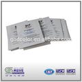 cosméticos alumínio saquinhos da folha com preço de fábrica