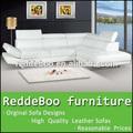 2014 venda quente sofá moderno baratos sofá de canto