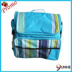European style traveling thermostat bag cooler bag