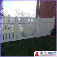 vinyl pvc types of safety privacy fence